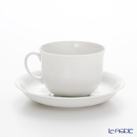 アウガルテン(AUGARTEN) マリアテレジア2.0 ターコイズ(7798)コーヒーカップ&ソーサー 0.2L(001シューベルトシェイプ)