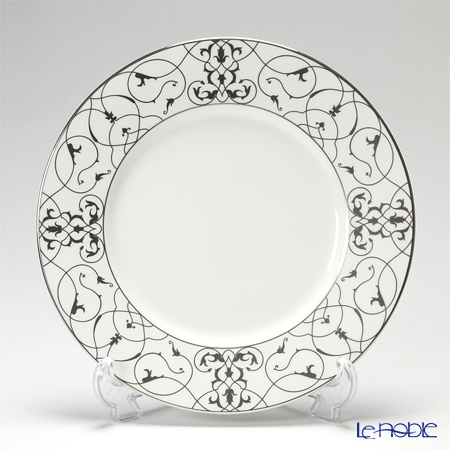 Wedgwood Vera Wang Imperial Scroll Accent Plate