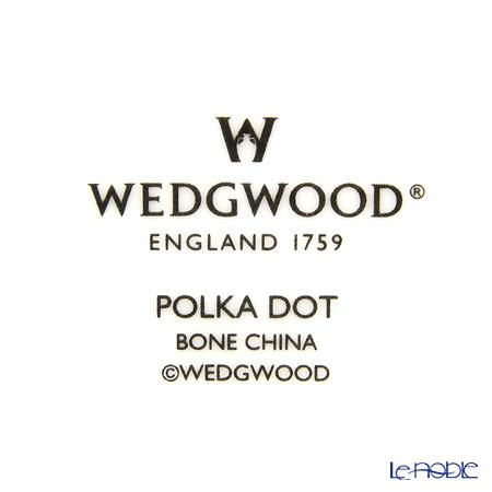 ウェッジウッド(Wedgwood) ポルカドット コレクショントリオ ティーセット