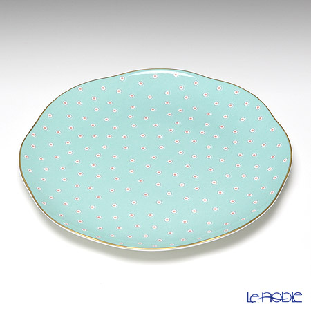 Wedgwood 'Polka Dot - Tea Story' Tea Cup & Saucer, Plate (set of 2 for 1 person)
