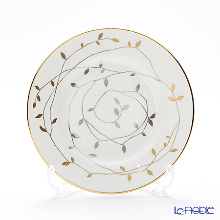 Wedgwood Vera Wang - Gilded Leaf Plate 15 cm