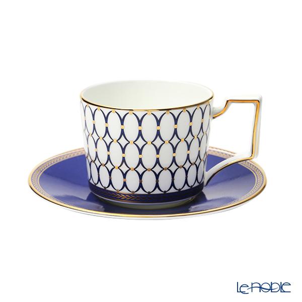 Wedgwood Renaissance Gold Teacup & Saucer