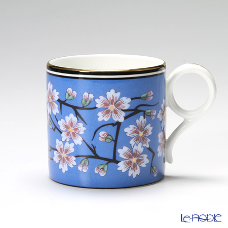 Wedgwood Archive Collection Blue Blossom Mug