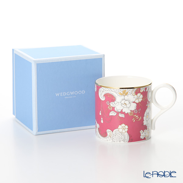 Wedgwood 'Archive Collection - Pink Rococo' Mug 300ml (L)