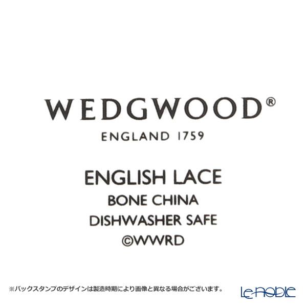ウェッジウッド(Wedgwood) イングリッシュレースシュガーボックス リー L 9cm