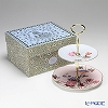 Wedgwood 'Cuckoo' 2-Tier Cake Stand H25cm