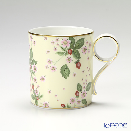 Wedgwood Wild Strawberry Bloom Mug - Yellow
