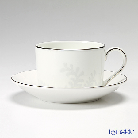 Wedgwood Vera Wang Trailing Vines Teacup & Saucer