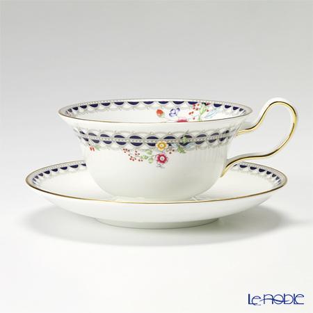 Wedgwood Lace Peony Tea Cup & saucer