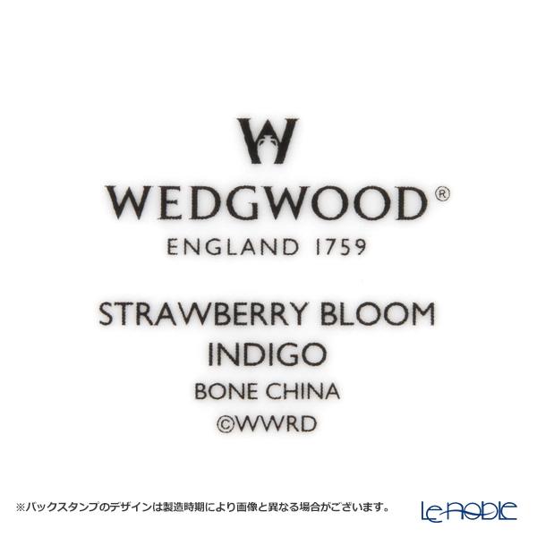 ウェッジウッド(Wedgwood) ストロベリーブルームインディゴスクエアボウル 23×23cm