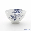 Wedgwood 'Strawberry Bloom Indigo' Rice Bowl 11cm (M / for women)