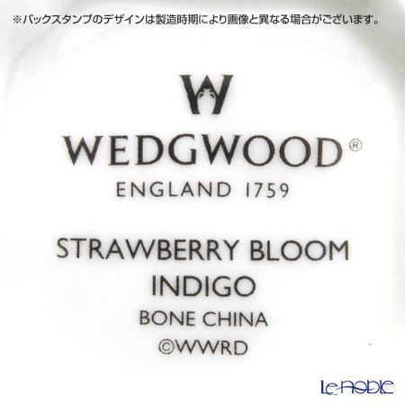 ウェッジウッド(Wedgwood) ストロベリーブルームインディゴライスボウル M 11cm 女性用