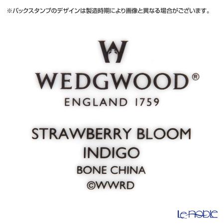 ウェッジウッド(Wedgwood) ストロベリーブルームインディゴスモールボウル 14×14cm