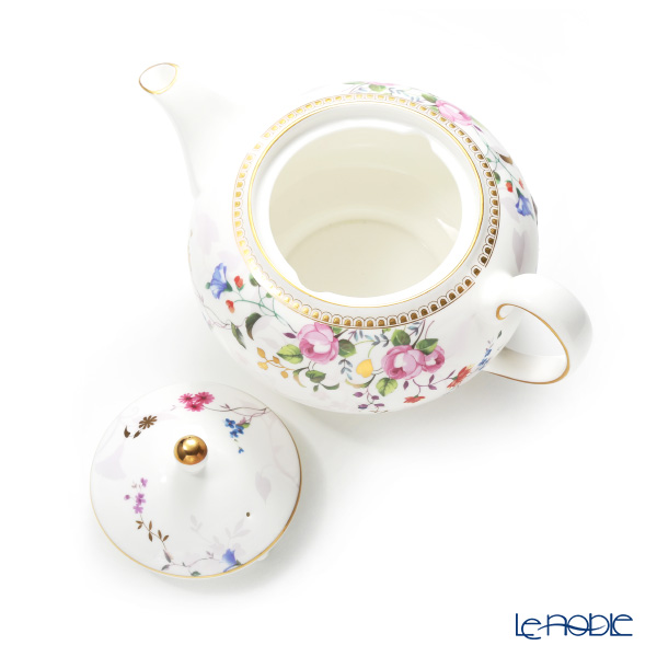 Wedgwood 'Rose Gold' Tea Pot 800ml (L)