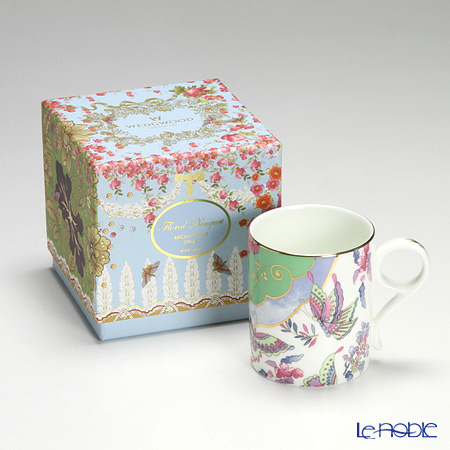 Wedgwood Archive Collection Butterfly Posy Mug