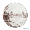 Wedgwood Parkland 'Stowe House' Plate 22.5cm
