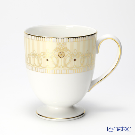 ウェッジウッド(Wedgwood) アレクサンドラ シャンパンゴールド マグカップ(リー)
