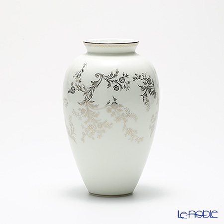 Wedgwood Vera Wang Lace Spray Vase 16.5 cm
