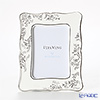 Wedgwood Vera Wang Lace Platinum Photo Frame, 17 x 13 cm