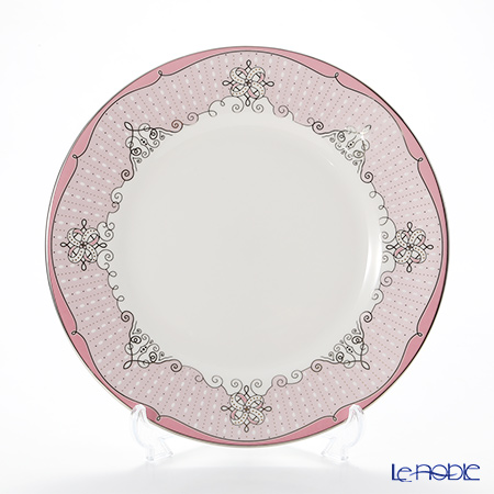 Wedgwood Psyche Rose Plate 20 cm