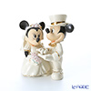Lenox 'Disney - Mickey Mouse & Minnie Mouse / Minnie's Dream Wedding' 3LNL6130-785 Figurine H15cm