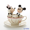 Lenox 'Dinesy - Mickey Mouse & Minnie Mouse / Mickey's Teacup Twirl' 3LNL6229-181 Figurine H16.5cm
