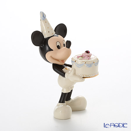 Lenox Mickey Mickey's Happy Birthday To You, January 3LNL6406-912