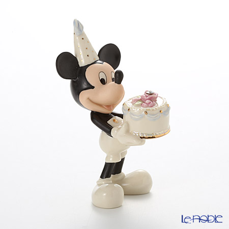 Lenox Mickey Mickey's Happy Birthday To You, April 3LNL6406-946