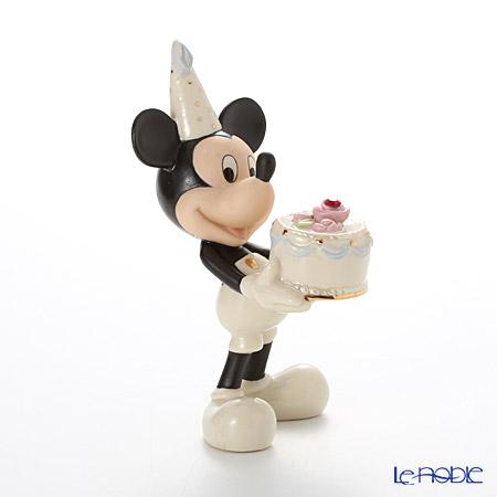 レノックス ディズニーフィギュリン ミッキー&フレンズ バースストーン ミッキー 7月 3LNL6406-979