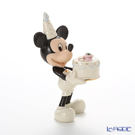 Lenox Mickey Mickey's Happy Birthday To You, August 3LNL6406-987.