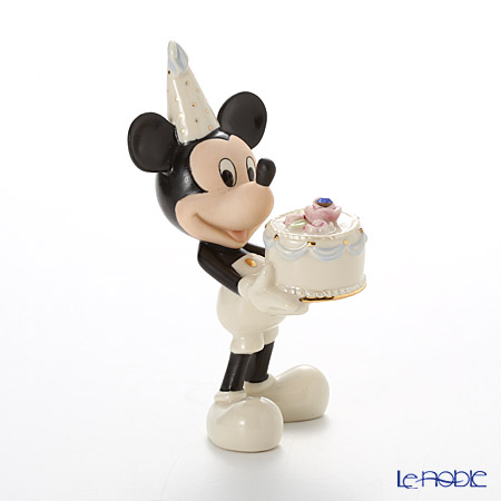 Lenox Mickey Mickey's Happy Birthday To You, September 3LNL6406-995