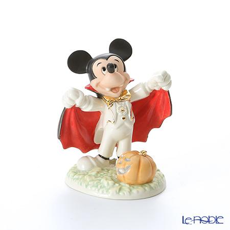 Lenox 'Disney - Count Dracula Mickey Mouse (Halloween, Pumpkin)' 3LNL6412-498 Fgurine H10.5cm