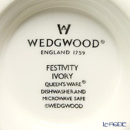 ウェッジウッド(Wedgwood) フェスティビティシュガーポット 11.5cm