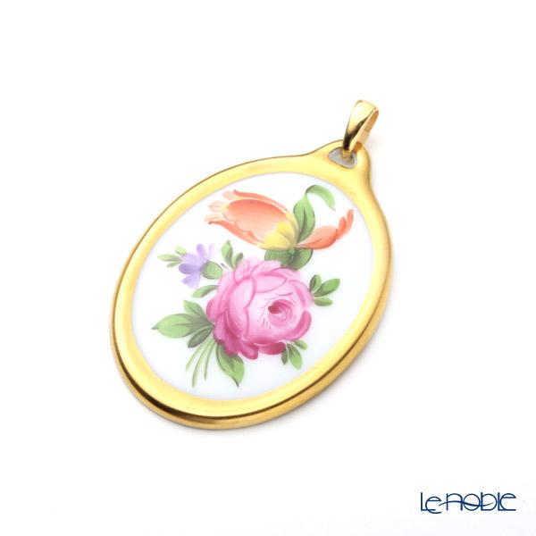 ヘレンド ペンダントトップ BT 08131-0-00 チューリップの花束