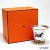 Hermes 'Cheval d'Orient (Horse)' 009853P Small Vase H13.5cm