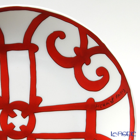 Hermes Balcon du Guadalquivir No.5 Bread & Butter Plate 17cm