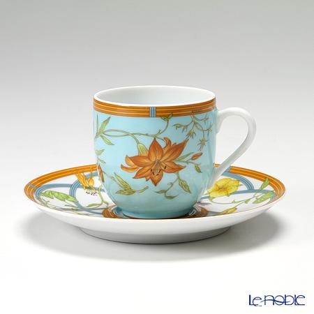 エルメス(HERMES) シエスタ アイランドコーヒーカップ&ソーサー 100ml