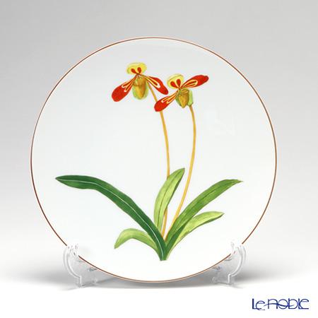 エルメス(HERMES) オルキデ デザートプレート 21.5cm No.13