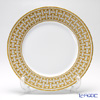 Hermes Mosaique au 24 American dinner plate, 10.8