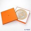 Hermes 'Mosaique au 24' Gold 026022P Tart Platter 32cm