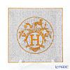 エルメス(HERMES) モザイク ヴァンキャトルプチカレ(プレート) 23×23cm No.5