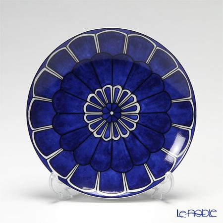 エルメス(HERMES) ブルー ダイユールパンプレート 17cm (プレート 17cm)