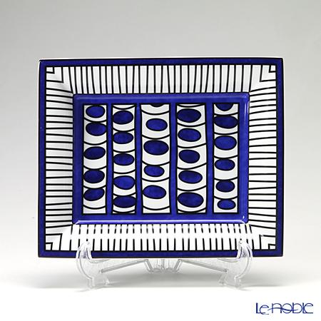 エルメス(HERMES) ブルー ダイユール ヴィドゥポッシュ 21×17cm