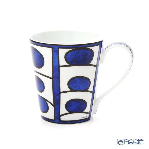 エルメス(HERMES) ブルー ダイユール マグ 240ml No.1