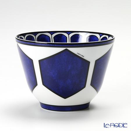 エルメス(HERMES) ブルー ダイユール ラージボウル 10.5cm No.1