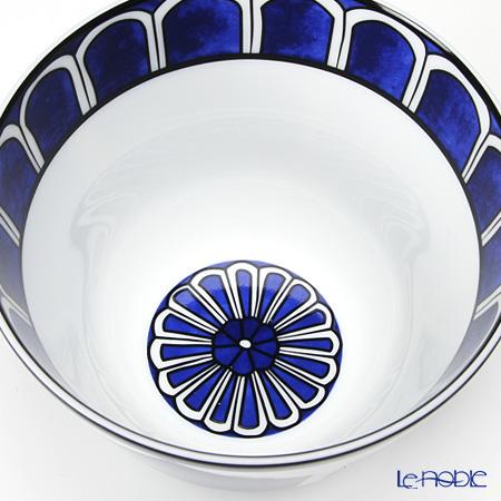 エルメス(HERMES) ブルー ダイユールラージボウル 10.5cm No.1