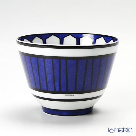 エルメス(HERMES) ブルー ダイユール ラージボウル 10.5cm No.3