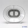 エルメス(HERMES) ラリー 24オーバルプレート PM 22cm ホワイト
