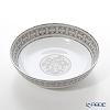Hermes Mosaique au 24 Platinum Cereal Plate 17cm