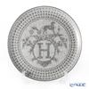 Hermes 'Mosaique au 24' Platinum 035022P Tart Plate 32cm